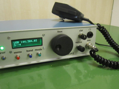 FPGA DSP radio for narrow band communications [ 150177-I ]