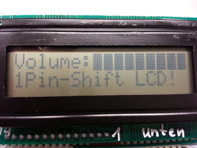 1 Pin uC Interface for HD44780 (and compatible) LC Displays [130397-I]