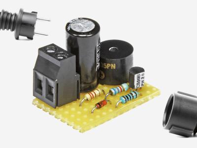 Post Project 54: Power Failure Audible Alarm