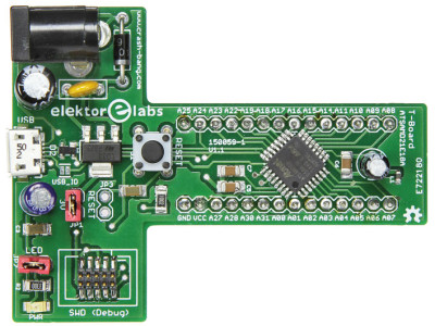 A bootloader for the SAMD ARM T-board