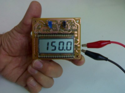 Low cost, precision 4...20mA loop powered display