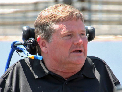 Sam Schmidt takes control and gets his drivers license back