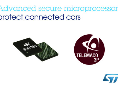 Smart antenna protects car against cyber threats
