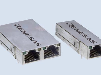 Entire Ethernet controller in an RJ45 socket