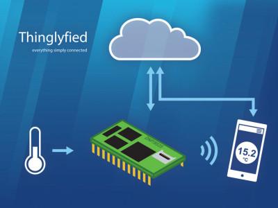 Sensors in the Cloud