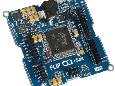 Review: Flip & click board - Hardware that isn't hard