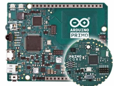 Review – Arduino Primo & Primo Core