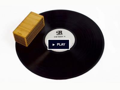 RokBlok – A new spin on vinyl