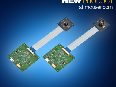 Mouser Now Shipping Omron's New HVC-P2 Human Vision Image-Sensing Units
