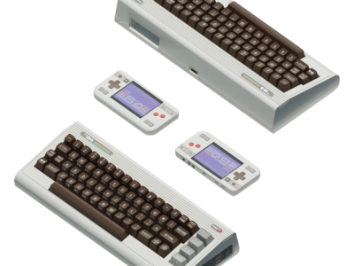 Welcome back, Commodore 64!
