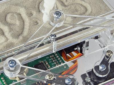 Review: Elektor/Make: Sand Clock Kit