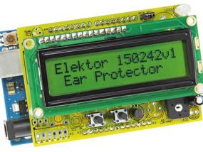 Arduino Sound-Level Protector