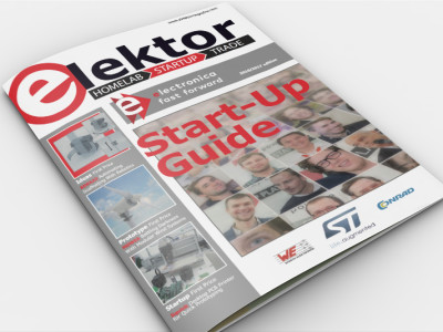 electronica Fast Forward Start-Up Guide
