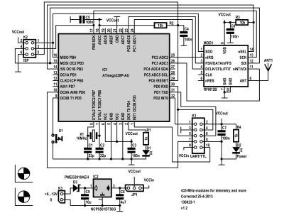 130023-1 schematic tranceiver (v1.2)