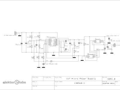 130560-I IoT Micro Power Supply
