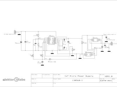130560-I IoT Micro Power Supply-LTC3129-1