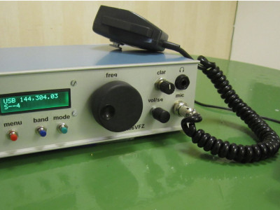 Complete transceiver for 144 MHz