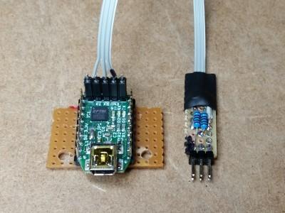 USB communication interface
