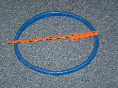 Bild 14: Ringförmige Antennenspule