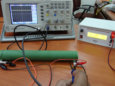 Testing with Load Resistor