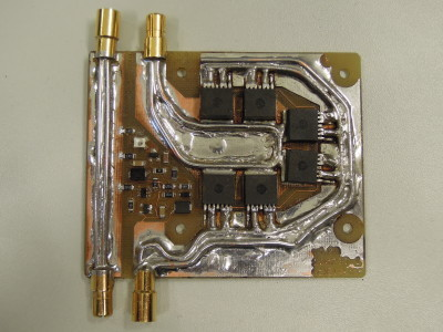 With connectors