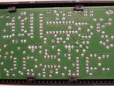 Main PCB placed inside the enclosure