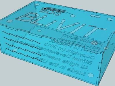 P01-109 BLiVIT Improved BLiVIT case design.