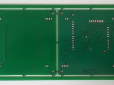 PCB v1.0 Solder side