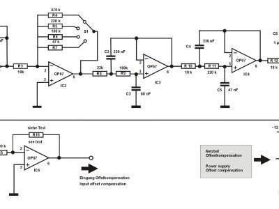 Bild 9: Schaltbild des Low-Frequency Receivers