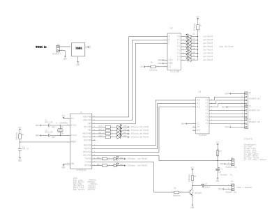 Corrected schematic