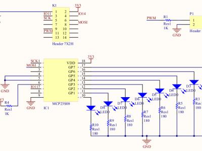 Hang Tux schematics