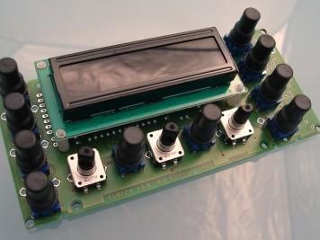 J2B - LPC1343 Based Universal Man-Machine Interface (MMI) Module [110274]