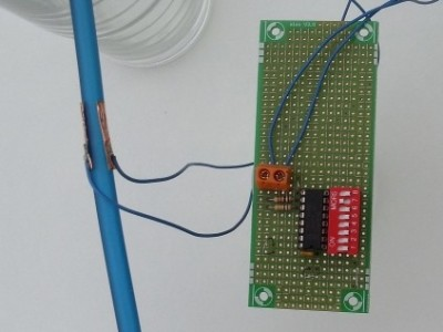 Capacitive Liquid Sensor [140130]