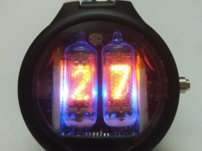 Nixie Watch: