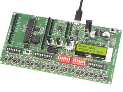 AVR Playground [129009-2]