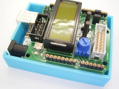 3D printed Arduino housing