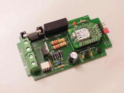 Switch power by Bluetooth 4.0 [140115-I]