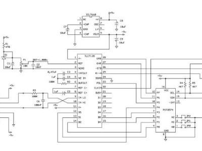 ESP32 Digital Voltmeter