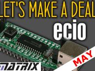 1x Project in May = 1x ECIO single board computer