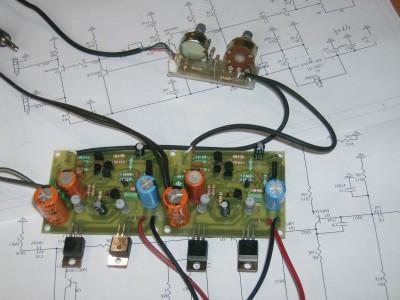 Cris Audio Amp