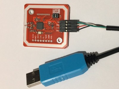 Build your own RFID reader writer