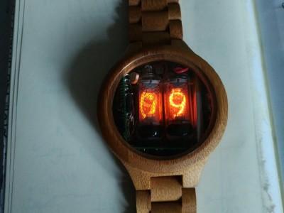 Nixie Watch: