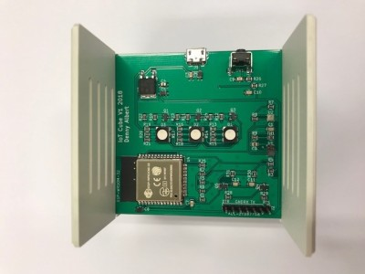 IoT Cube (weather station)