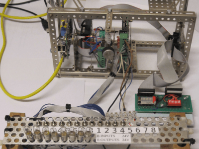 PLµX: Programmable Logic Microcontroller on Linux [130494-I]