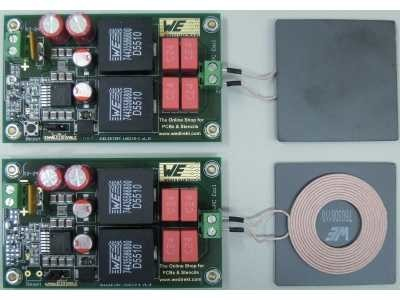 Wireless High Power Transmission [160119]