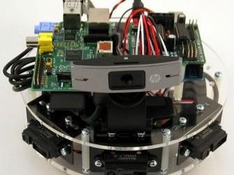 Frindo - die Roboter-Plattform für RPi/Arduino