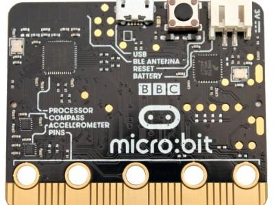 BBC micro:bit wird ausgeliefert