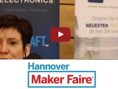 Mouser Electronics auf der Maker Faire