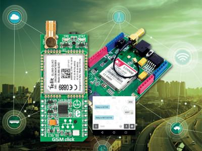 """Neues Elektor-Buch """"GSM/GPRS Projects"""" für Arduino und PIC"""
