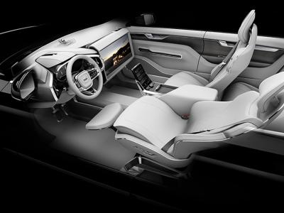 Volvo Nvidia – fertig 2021